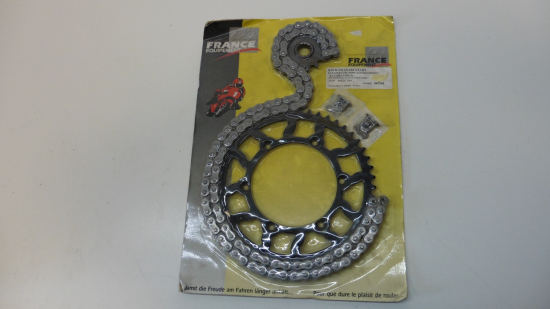 Kettenrad Zahnrad Kettenkit France Equipment sprocket Kawasaki Klx 650 14x49