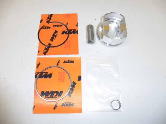 Kolbenkit Kpl. piston kit cpl. Ktm supermoto factory replica 450 '04