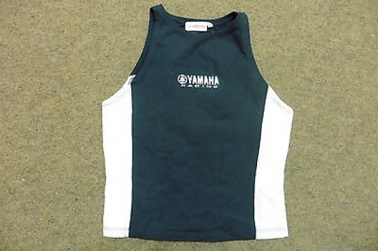 Yamaha Racing Trägertop Kinder T-Shirt Top Kids Gr. L