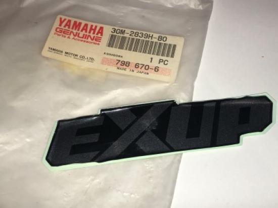 Emblem Aufkleber Cover Emblem Yamaha Fzr 1000 3gm 2839h 80